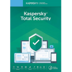 Kaspersky Total Security 2021 - 1 Year, 5 Devices (Download)