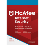McAfee Internet Security - 3 Year, 1 Device (Download)