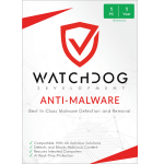 Watchdog Anti-Malware PROMO - 1 Year, 1 PC (Download)