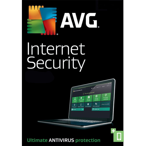 AVG Internet Security - 1 Year, 3 PC (Download)