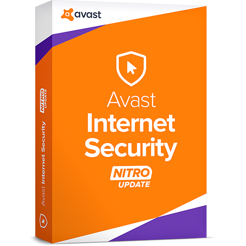 avast! Internet Security - 1 Year, 3 PC (Download)