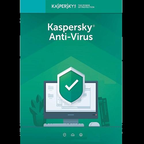 Kaspersky Anti-Virus 2020 - 1 Year, 1 PC (Download)