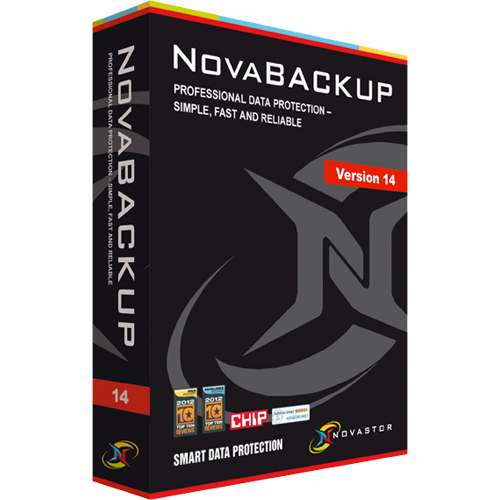 NovaStor NovaBACKUP Professional [Download]
